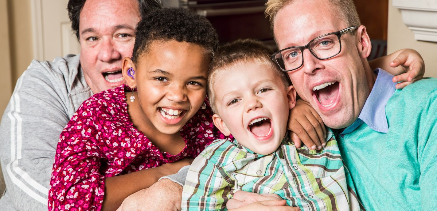 LGBT Family & Foster Care | Capstone Foster Care